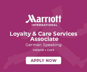 Job offer at Marriot International
