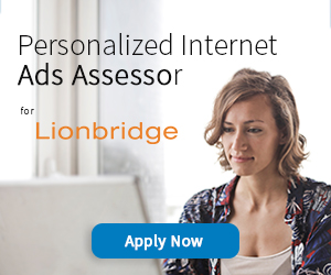 Job offer by Lionbridge in Germany