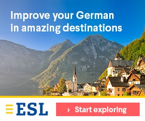 learn german in amazing destinations