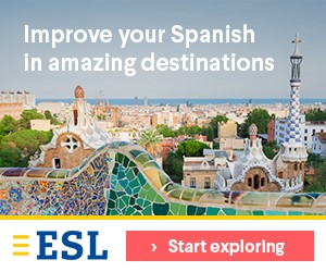 learn spanish in amazing destinations